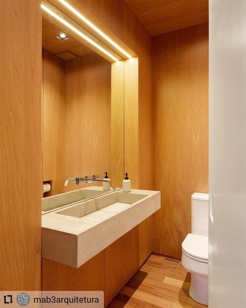 #Repost @mab3arquitetura ... Apartamento