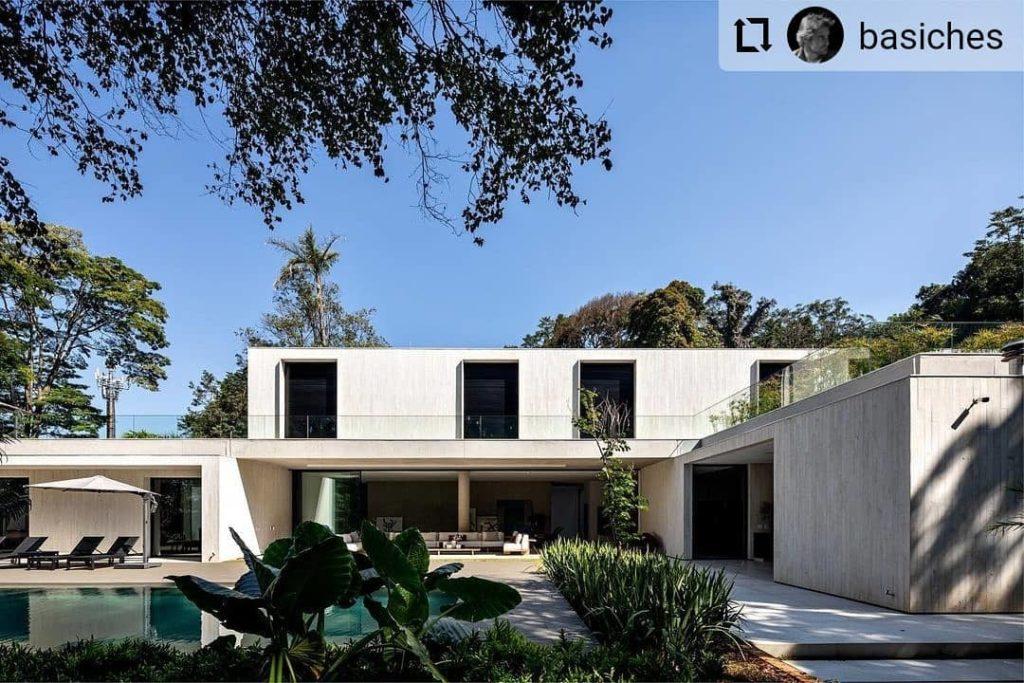 #Repost @basiches ... Arquitetura + Interiores   #